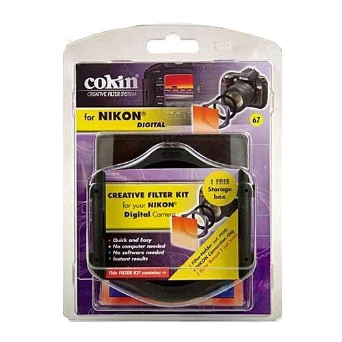 COKIN set pro Nikon H521-67