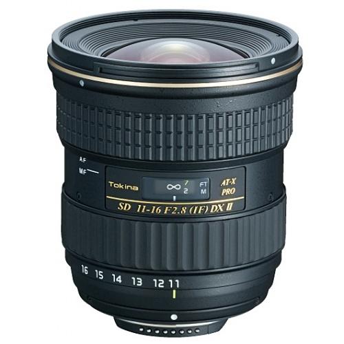 TOKINA 11-16 mm f/2,8 DX AT-X II pro Nikon